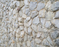 Stone wall pattern textured Royalty Free Stock Image