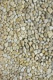 Stone Wall with Random Tiled Pattern Stock Images