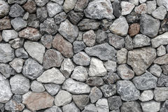 Stone wall, rock texture background. Stock Image royalty free stock photos