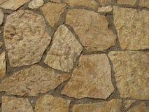 Stone Wall, Rock, Wall, Bedrock stock image