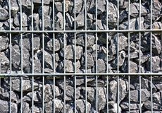 Stone Wall, Rubble, Rock, Scrap Royalty Free Stock Photography