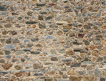Stone wall rustic texture Stock Photos