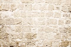 Stone wall, seamless background texture royalty free stock photos