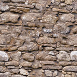 Stone wall seamless pattern for design Royalty Free Stock Image
