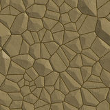 Stone wall seamless texture Stock Images