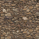 Stone wall seamless texture. Very high resolution stone wall seamless tileable texture Royalty Free Stock Photo