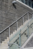 Stone Wall and stair Stock Photography