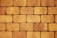 Stone wall or stone pavement background Royalty Free Stock Photo