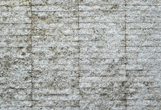 Stone wall surface with cement, old vintage. Background royalty free stock photo