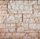 Stone wall surface Stock Images