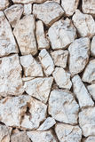 Stone wall surface Stock Photography