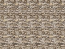 STONE WALL TEXTURE. 3d model Stock Photography