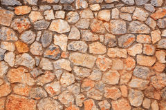 Stone Wall. Texture. Stock Photography
