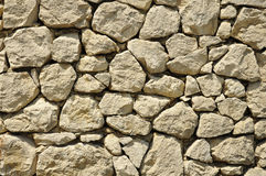 Stone wall texture. Background of stone wall texture Royalty Free Stock Photos