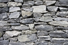 Stone wall texture. Stock Image