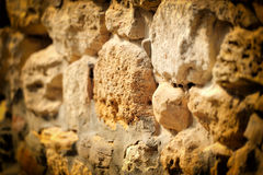 Stone wall texture Royalty Free Stock Photos