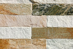 Stone wall texture. Grey stone wall texture background Stock Image