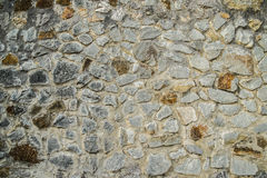 Stone wall. Texture of a stone wall Stock Photo