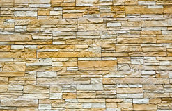 Stone wall texture. Decorative stone wall texture щк background Royalty Free Stock Image