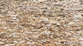 Stone Wall texture and background.  royalty free stock photos