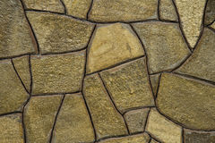 Stone wall texture. Background of stone wall texture Stock Photo