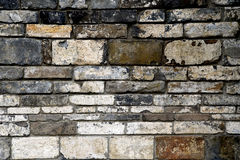 Stone wall texture Royalty Free Stock Photography