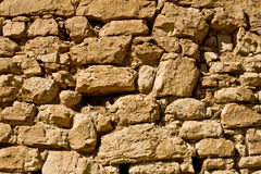 Stone Wall Texture/Background. Rough Stone Wall useful for Texture or Background Stock Photos