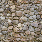 Stone wall texture background Royalty Free Stock Photos