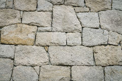 .Stone wall texture background Royalty Free Stock Photography
