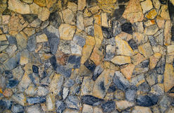 Stone Wall Texture Background.  Stock Image
