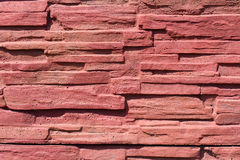 Stone wall texture background. Background of colored stone wall  pattern texture stock image