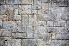 Stone wall texture. Background fragment Royalty Free Stock Images