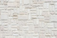 Stone wall texture and background Royalty Free Stock Images