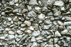 Stone wall texture or background Stock Images