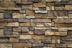 Stone wall texture. Background surface natural color Stock Photo