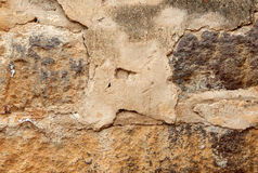 Stone wall texture background Stock Image