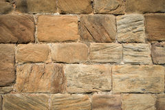 Stone wall texture. Bright stone wall texture background Royalty Free Stock Photo