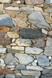 Stone wall texture. For designers and 3d artists Royalty Free Stock Images
