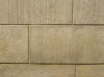 Stone wall texture with limestone slab of wild