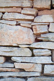 Stone wall texture Royalty Free Stock Photos