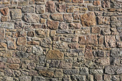 Stone wall texture. Old stone wall texture background Stock Images