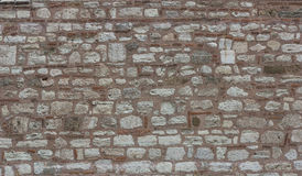 Stone wall texture. Old stone wall texture background Royalty Free Stock Image