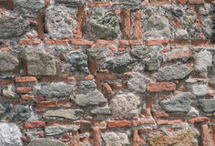 Stone wall texture Royalty Free Stock Images