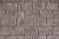Stone Wall Texture Photo for Background.  Stock Image