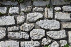 Stone wall texture. stock photos