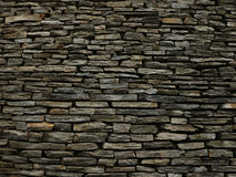 Stone wall texture. royalty free stock photography