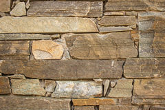 Stone wall texture. The surface of natural sotne wall, modern design Stock Image