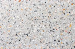 Stone wall texture, Terrazzo Floor Background. Royalty Free Stock Photo