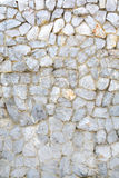 Stone wall textured background Stock Images