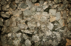 Stone wall textured background Royalty Free Stock Image